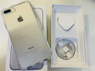 Apple iPhone 7 Plus – 32GB – Silver (Unlocked)