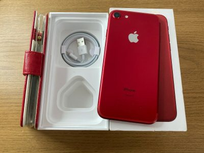 Apple iPhone 7 Product RED – 128GB – Unlocked