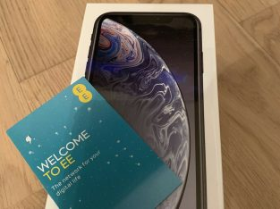 The Apple iPhone XR – 128GB – Black