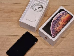 Apple iPhone XS Max – 64GB – Gold