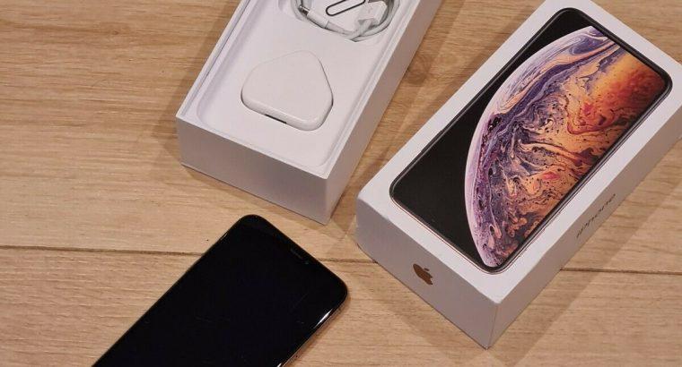 Apple iPhone XS Max – 64GB – Gold