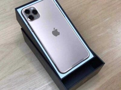 New iPhone 11 pro max