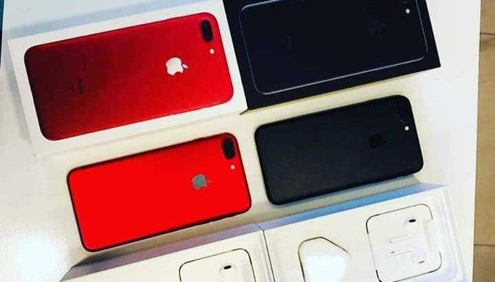 New iPhone 7 plus