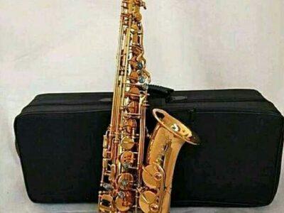 suprano saxophone.
