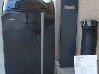 Toshiba Portable Room AC Air Conditioner 400sqft RAC-PD1412CRU