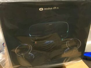 Oculus Rift S PC-Powered VR Gaming Headset – Black