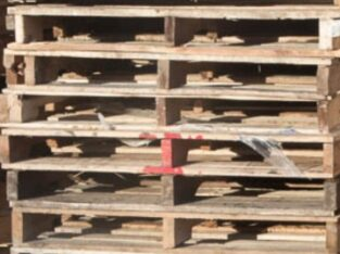 wooden pallets.. grade A 48×40 4-way $6 each please note order have to be  5 to 10 pallets per order