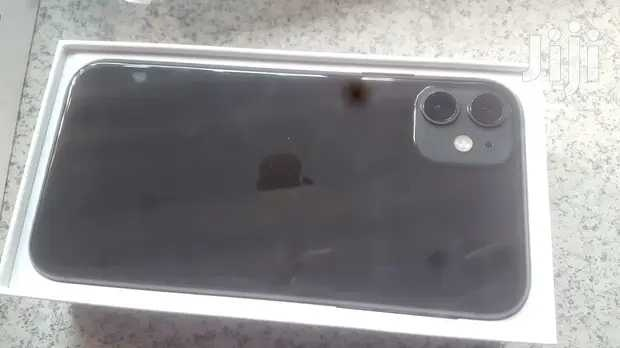 used iPhone 11 64gb black in A very good condition