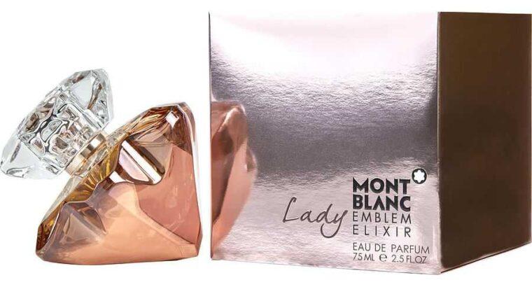 Mont Blanc Emblem Elixir for Women EDP 2.5 75ml 100% Authentic