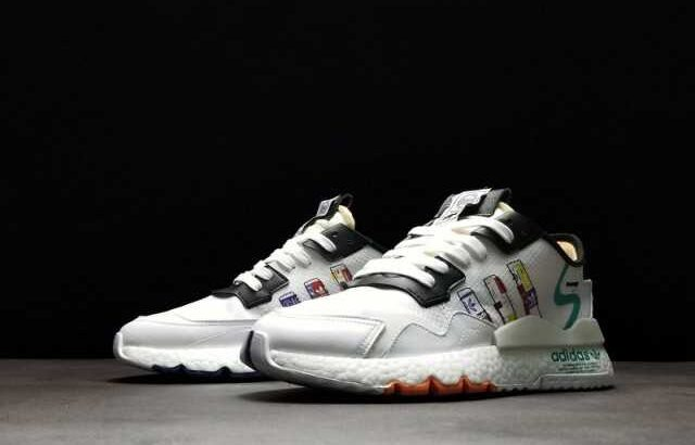 Nike Nite Jogger White Multi-color FW3811 Running Shoe
