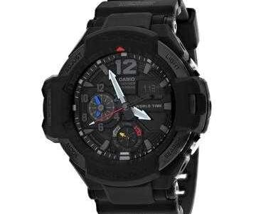 Casio Men's Gravitymaster Watch (GA-1100-1A1)