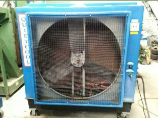QUIET COOL MODEL#QC48B2, LIGHTLY USED, BLOWS COLD, JUST SERVICED, Ready to Cool!