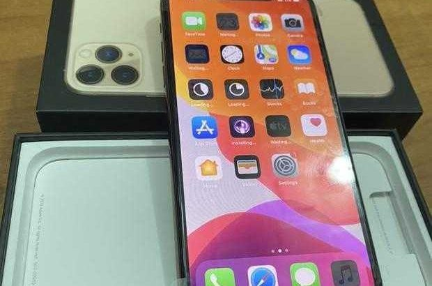 iPhone 11pro max used for 2 months still in a perfect shape
