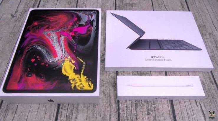 iPad pro max 2020