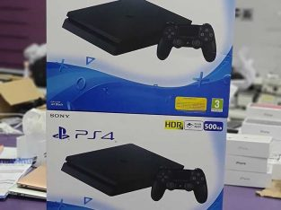 Play station 4 500gb hard
