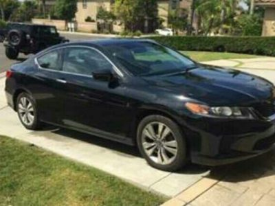 2014 HONDA ACCORD LX COUPE 49000 miles