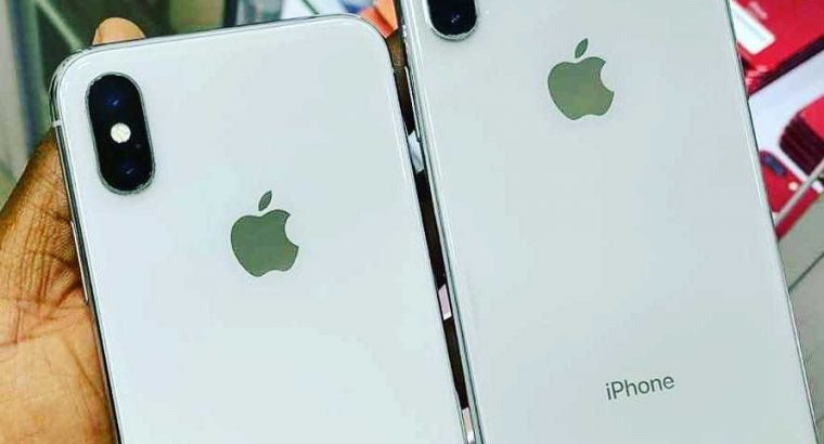 Used iPhone X 5.8″ 3gb ram+256GB ROM (12mp+12mp)+7MP-White