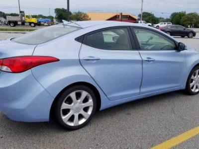 2012 Hyundai Elentra