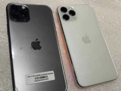Iphone 11pro max used 64gb and 256gb respectively