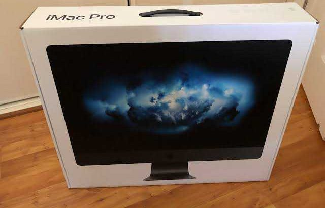 Apple iMac pro 2020