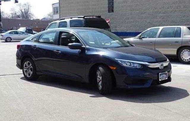Brand new Honda