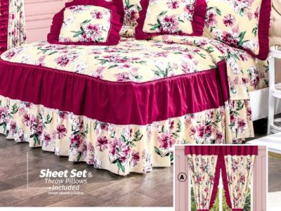 Bedsheets, blanket,tablecloths, sheet,towel and much more
