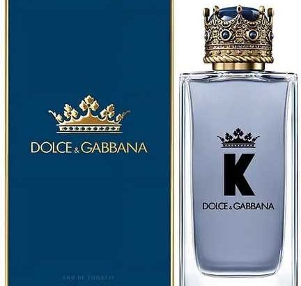 Dolce & Gabbana K for Men EDT 100ml 3.3oz 100% Authentic Perfume