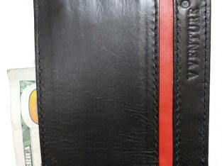Full Grain Men Leather Wallet