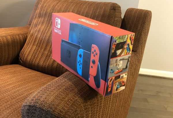 new Nintendo switch game
