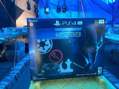 new PS4pro