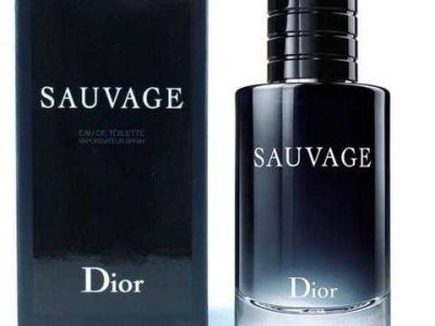Sauvage Parfum for Men EDP 100ml 3.4oz for Men 100% Authentic Perfume