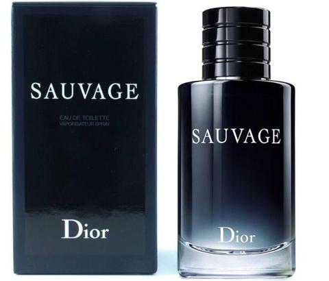 Sauvage Parfum for Men EDP 100ml 3.4oz for Men 100% Authentic Perfume