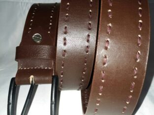 Geniune Cowhide Men Leather Belt
