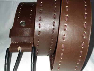Geniune Cowhide Men Leather Belt