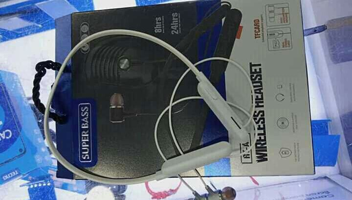 Wireless headset still available for sale