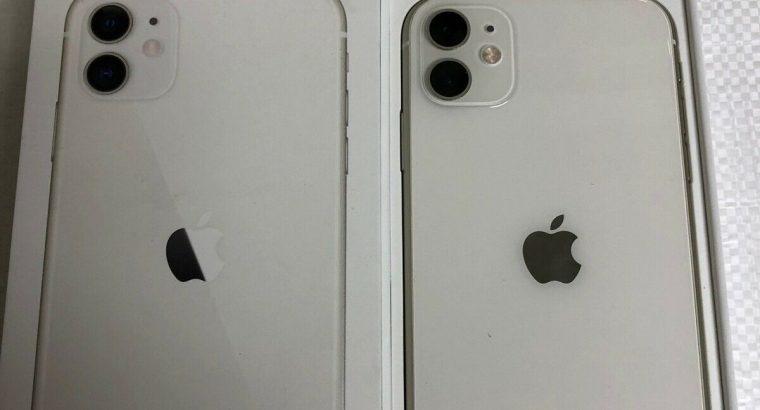 Brand New Apple iPhone 11 64GB – 512GB (1 YW)