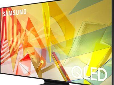 Samsung – 85″ Class – Q90T Series – 4K UHD TV