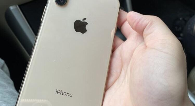 iPhone xmax for sell