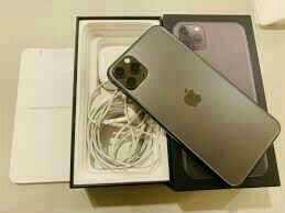 I phone 11max pro