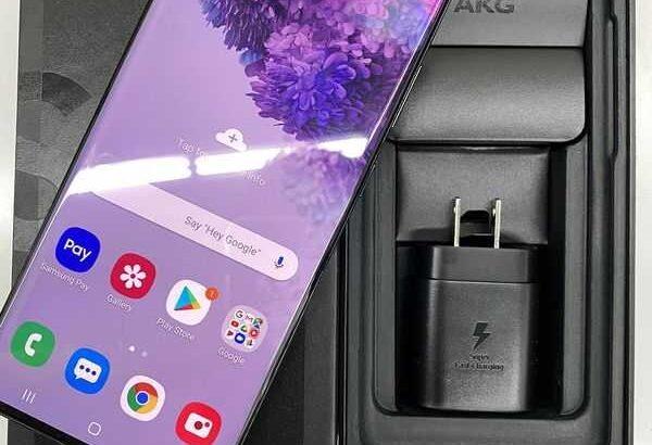 Samsung Galaxy s20 +5gb