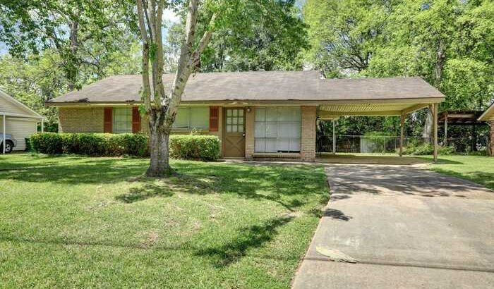 House for rent 3Bd 1Ba