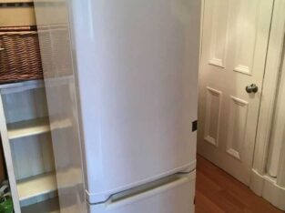 beko A+ fridge freezer