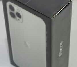 brand new apple 11promax 512gb