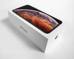 Brand New iPhone xs Max 128gb original set