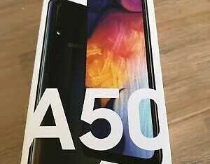 Brand New Samsung Galaxy A50 128gb original set