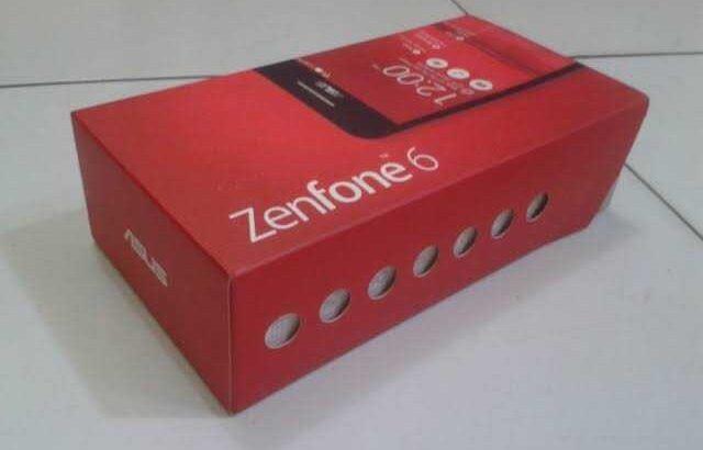 Brand New Zenfone 32gb original set