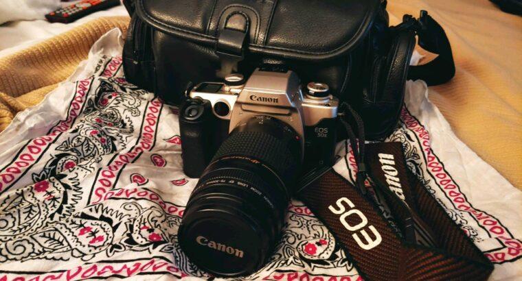 Canon EOS 50 eos