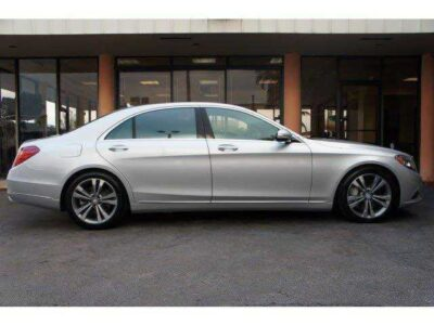 Used 2014 Mercedes S550