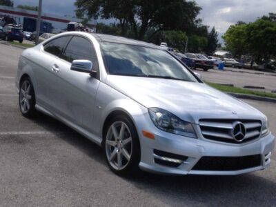 Used Mercedes 300 Class