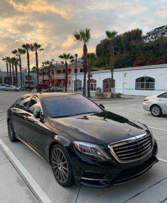 2019 Mercedes 550